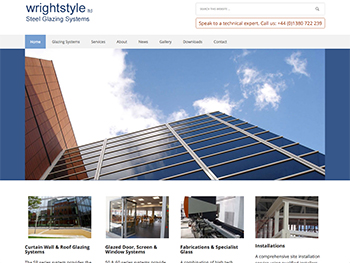 More info on new site for Wright style
